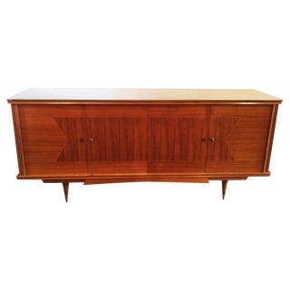 French Mid-Century Handmade Credenza