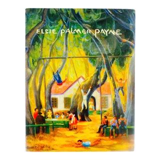 California Artist Elsie Palmer Payne Book