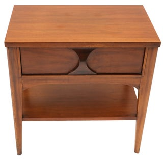 Kent Coffey Mid-Century Bow Side Table