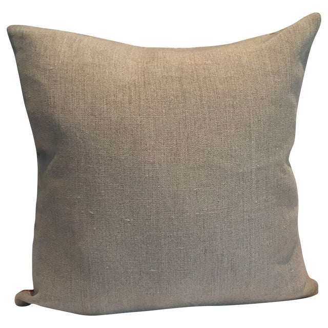 Image of Kate Vintage Mud Cloth Pillow