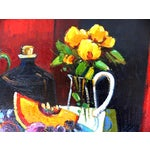 Image of Abstract Still-Life in Oil
