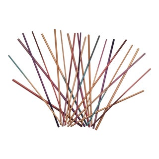 """Pick Up Sticks"" Wall Art"