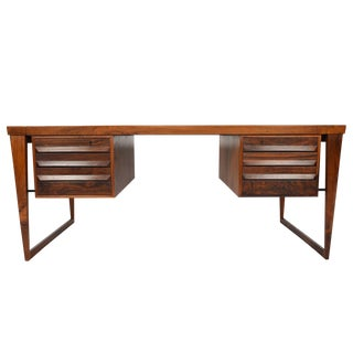 Kai Kristiansen Model 70 Rosewood Desk