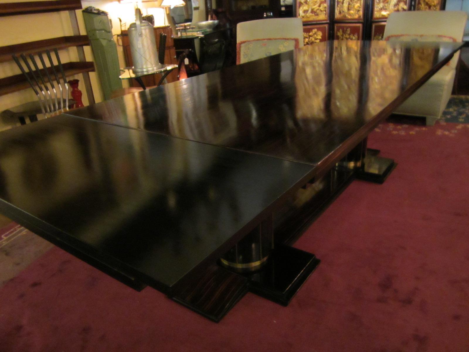 French Art Deco Macassar Table Attributed to Jules Leleu  : eecdb0cb f879 49ce 8ed7 39793d962222aspectfitampwidth640ampheight640 from www.chairish.com size 640 x 640 jpeg 36kB