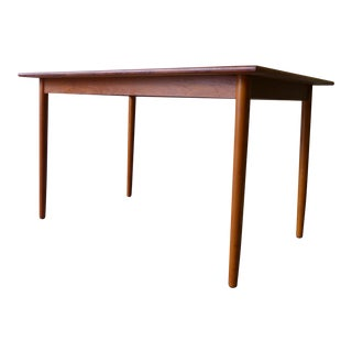 Mid Century Modern Teak Danish Dining Table