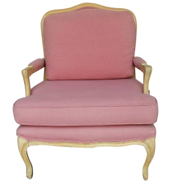 French Armchair in Louis XV Style - Image 1 of 5
