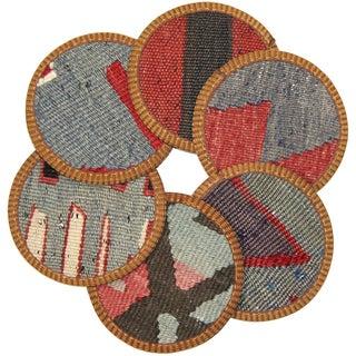 Kilim Coasters, Ceyhan - 6