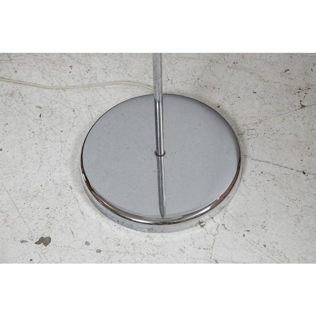 Chrome Globe Floor Lamp - Image 3 of 3