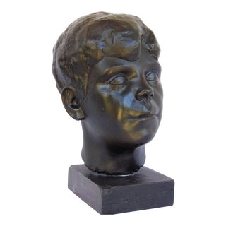 Bust of a Young Boy