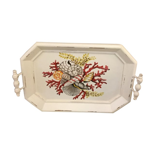 White Coral Tray - Image 1 of 4