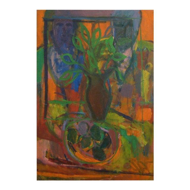 "David Alexick ""Still Life"" Oil on Canvas - Image 1 of 7"