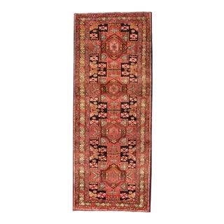 Apadana - Vintage Persian Rug, 4' x 10'