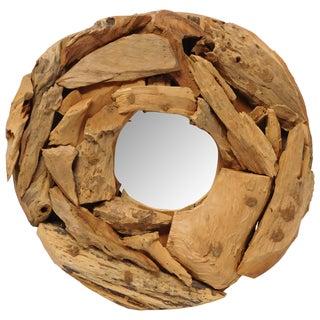 Driftwood Accent Mirror