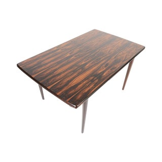 Brazilian Rosewood Draw Leaf Dining Table