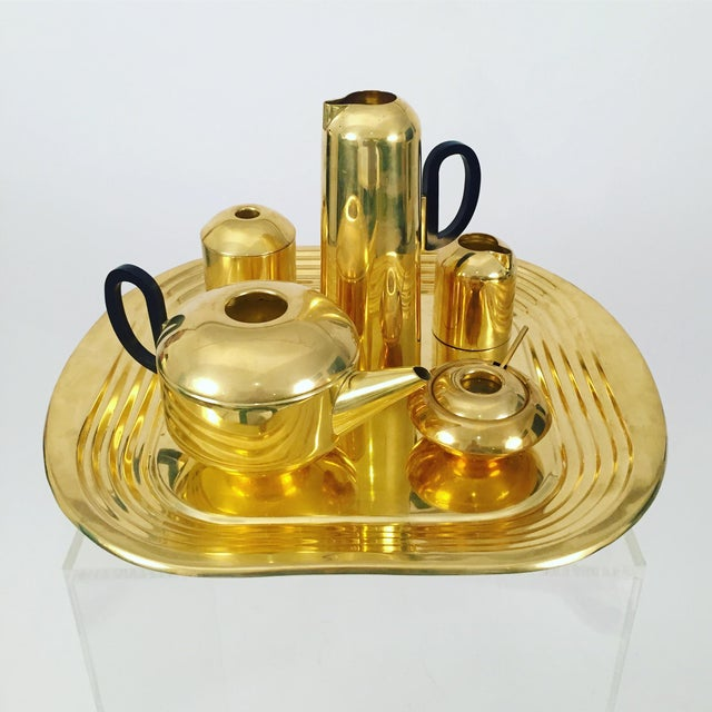 Tom Dixon Form Tea Set - 6 Pieces - Image 2 of 11