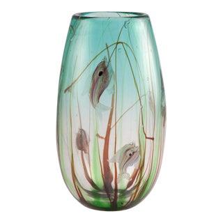 Barbini Tropical Fish Vase
