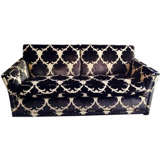 Haircalf Damask Sleeper Sofa