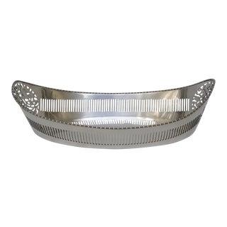 Pairpoint Quadruple Silver Plate Bowl