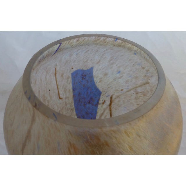 Vintage Art Glass Vase - Image 6 of 9