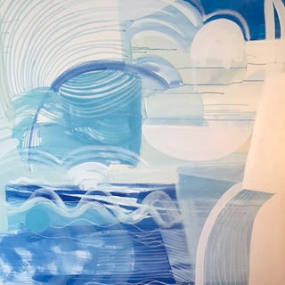 "Michelle Armas 48"" x 48"" Painting ""Badassery"""