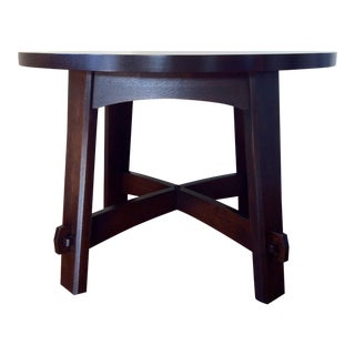 Charles Stickley Mission Collection Commemorative Library Table
