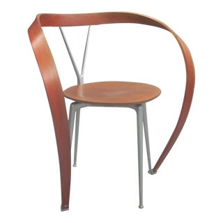 Important Italian Design Armchair