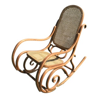 Authentic Thonet Bentwood Rocker