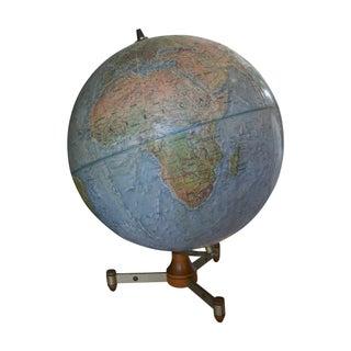 Vintage Mid-Century Globe