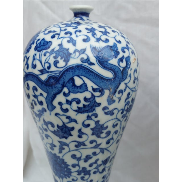 Image of Chinese Orientalist Spill Vases - Pair