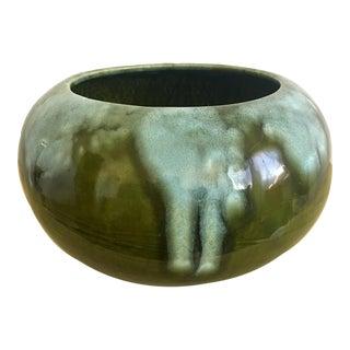 Bohemian Vibrant Green Pottery - Succulent Planter