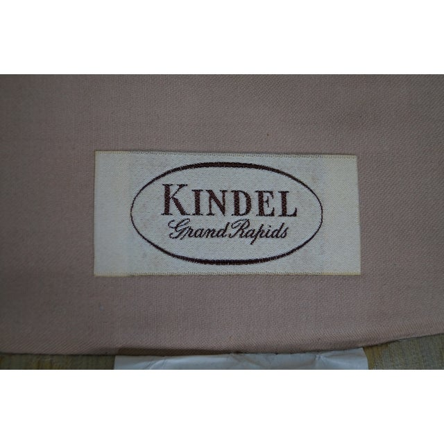 Kindel Mahogany Chippendale Style Chairs - A Pair - Image 10 of 10