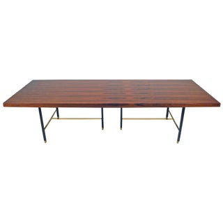 Custom, Monumental Dining Table by Harvey Probber