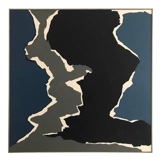 "Jason Trotter ""jet002"" Original Acrylic Painting"