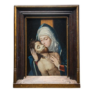 The Lamentation of Christ – Attributed to Gerard David