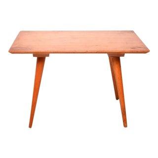 Mid-Century Modern McCobb Maple Side Table