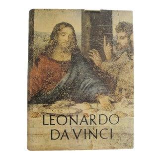 Leonardo Da Vinci 1956 Book