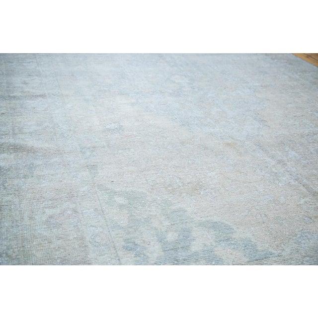 "Distressed Oushak Carpet - 6' X 9'7"" - Image 5 of 8"