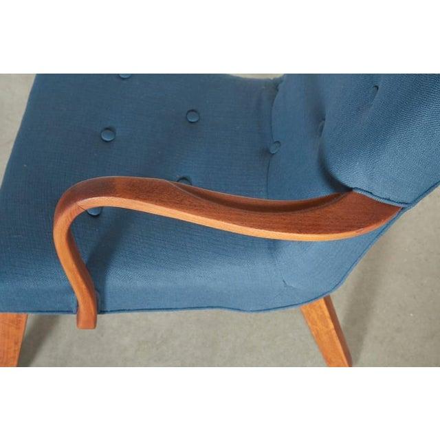 Mid-Century Swedish Arm Chair - Image 8 of 8