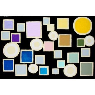 "Suga Lane - ""Choices""Original Modern Acrylic Painting"
