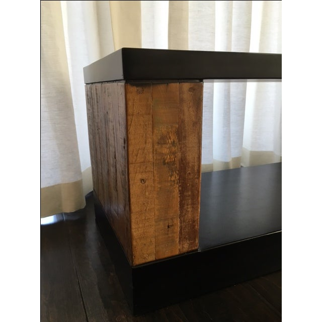 Rustic Modern Coffee Table - Image 6 of 6