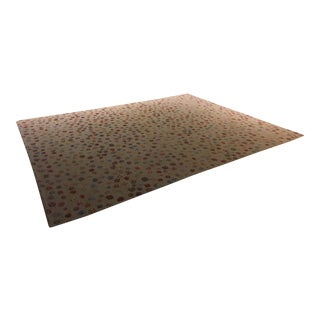 "ABC Rose ""Gulshak"" Wool Rug"