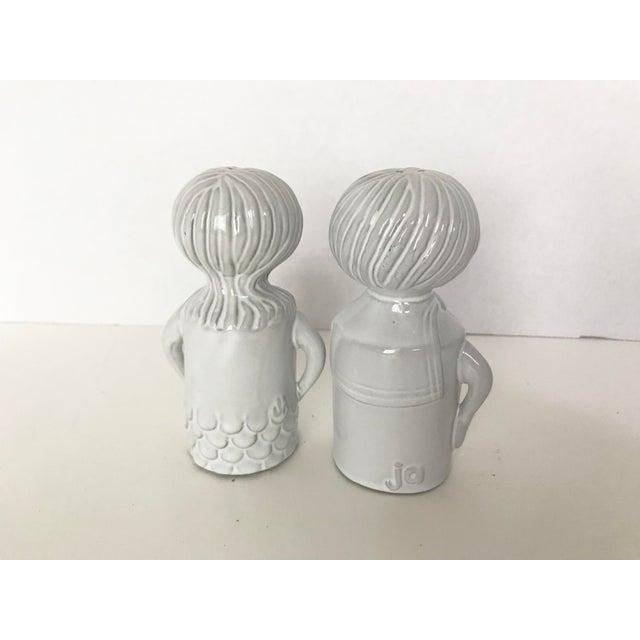 Jonathan Adler Salt & Pepper Shakers - A Pair - Image 3 of 4