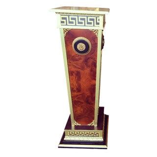 Versace Style Pedestal