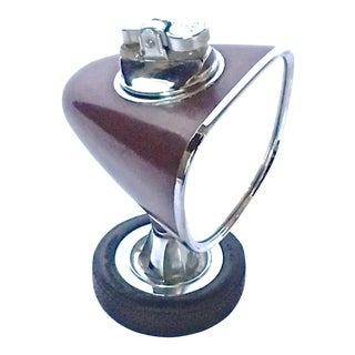 Mid-Century Car Mirror Style Lighter