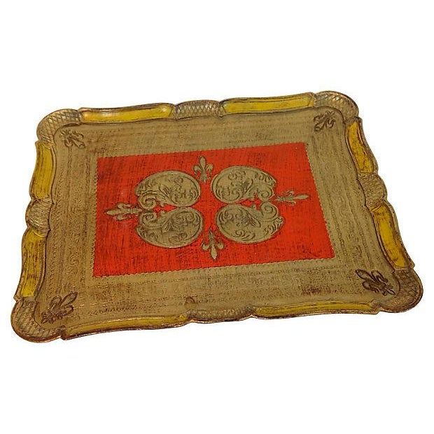 Florentine Trays - A Pair - Image 2 of 4