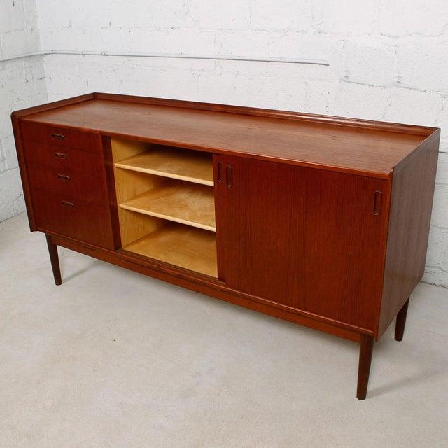 Image of Mogens Kold Danish Modern Teak Sideboard