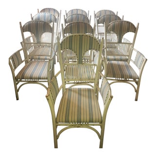 Richard Mulligan Country Chairs - Set of 10