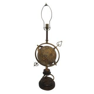 Armillary Globe Table Lamp
