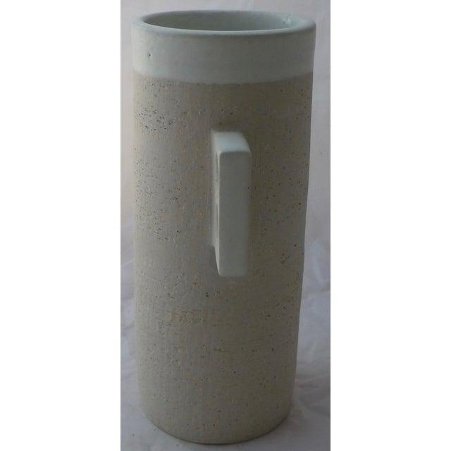 Large Jonathan Adler Architectural Vase - Image 3 of 9
