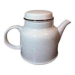 Vintage Royal Doulton Ting Brown Teapot & Lid